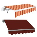 Manual Retractable Awnings