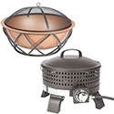 Fire Pits and Bowls