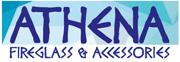 The Athena Fire Tables Logo