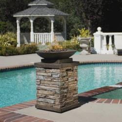 "Newcastle - 29"" Gas Firebowl - 63172"