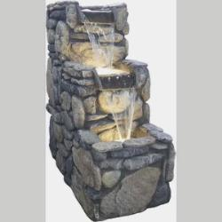"""Glendale - 26"""" Fountain with 2 LED Light - Y95426"""
