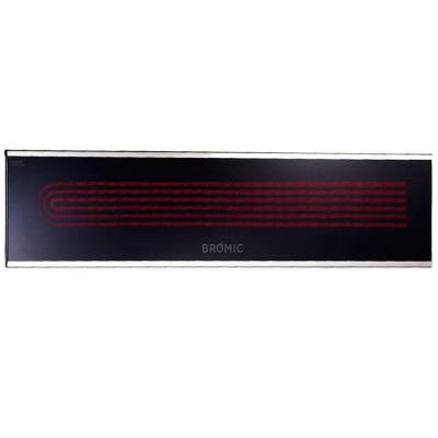 Bromic Heating BH0320003 Platinum Smart Heat   33u0026quot; 2300W Electric Outdoor  Patio Heater