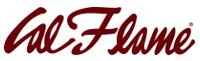 The Cal Flame BBQ Logo