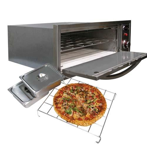 Cal Flame BBQ BBQ14967E 2 in 1 Oven ( Warmer  and  Pizza oven ) 110V