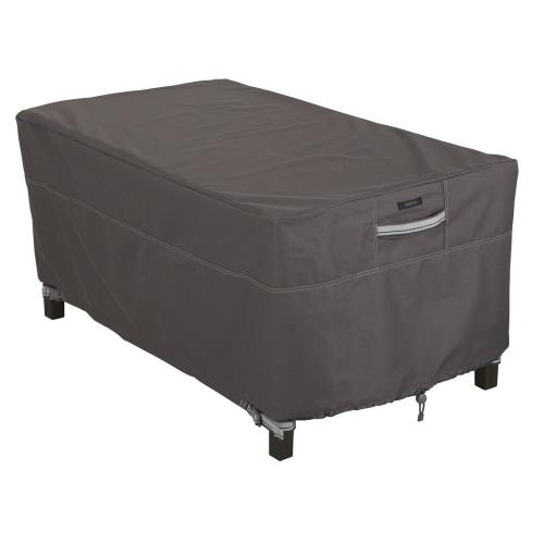 "Classic Accessories 55-327-015101-EC Ravenna - 49"" Rectangular Coffee Table Cover"