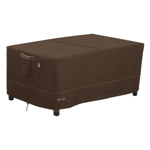 Classic Accessories 55-751-016601-RT Madrona - 26 x 49 Inch RainProof Rectangular Coffee Table/Ottoman Cover