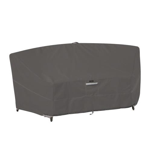 "Classic Accessories 55-827-015101-EC Ravenna - 36 x 92"" Patio Curved Modular Sectional Sofa Cover"