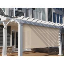 Sun Shades - Premier Woven Roller Shade - 454432