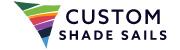 The Custom Shade Sails Logo