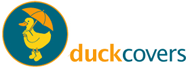 The Duck Covers Logo