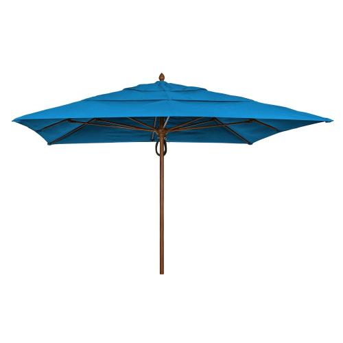 Fiberbuilt Umbrellas 10SQAPP Augusta - 10' Square Umbrella
