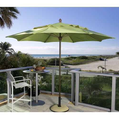 Fiberbuilt Umbrellas 11MPP Market - 11' Octagon Umbrella