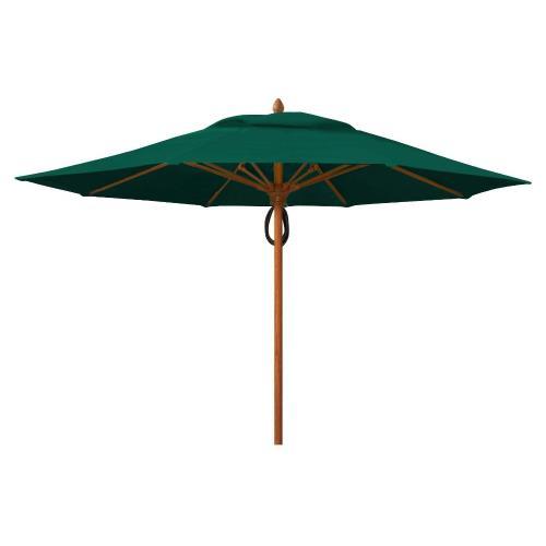 Fiberbuilt Umbrellas 11DPP Diamante - 11' Octagon Umbrella