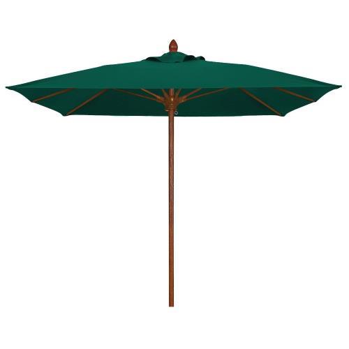 Fiberbuilt Umbrellas 6SQBPU Bridgewater - 6' Square Umbrella