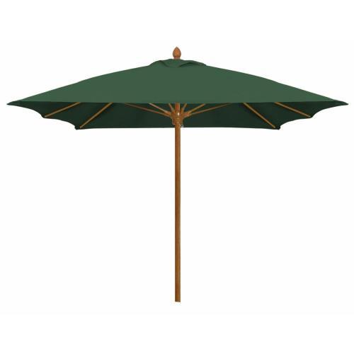Fiberbuilt Umbrellas 6SQDPU Diamante - 6' Square Umbrella