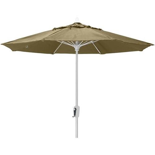 Fiberbuilt Umbrellas 7MCR-8 7.5 Foot Octagon 8 Rib Crank Market Umbrella