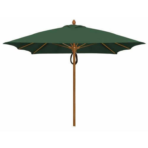 Fiberbuilt Umbrellas 7SQDPP Diamante - 7.5' Square Umbrella