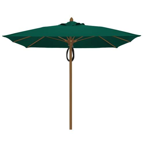 Fiberbuilt Umbrellas 7SQOPP Oceana - 7.5' Square Umbrella
