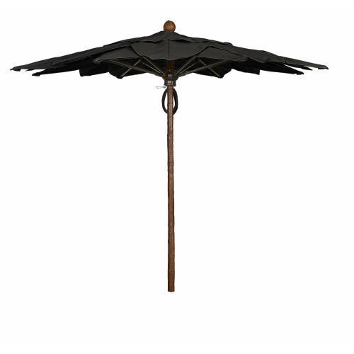 Fiberbuilt Umbrellas 8PPP Palm - 8' Leaf Umbrella
