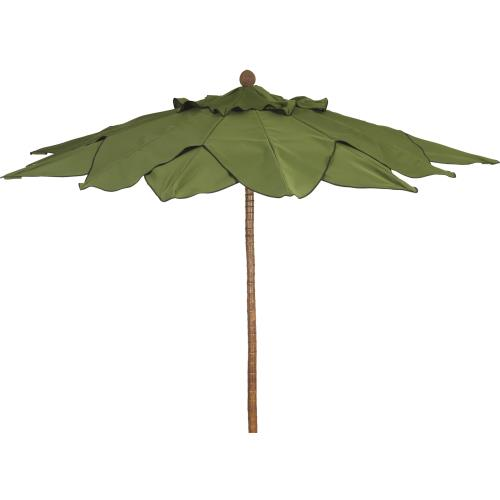 Fiberbuilt Umbrellas 9PPP Palm - 9' Leaf Umbrella