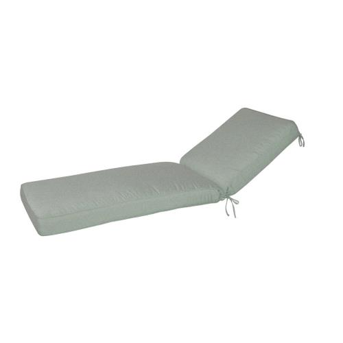 Fiberbuilt Umbrellas CT05CC Cushion for Cast Aluminum Chaise Lounge
