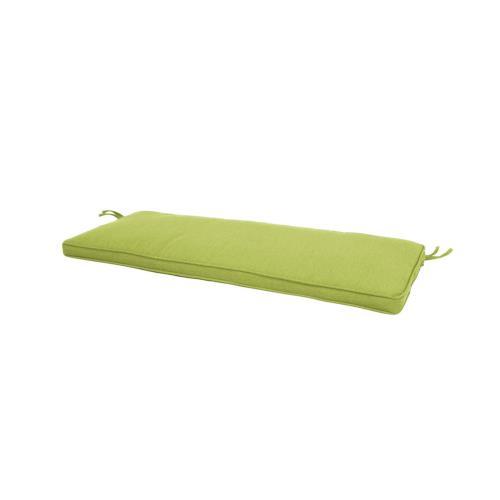 Fiberbuilt Umbrellas CT0609BC Cushion for Cast Aluminum Bench
