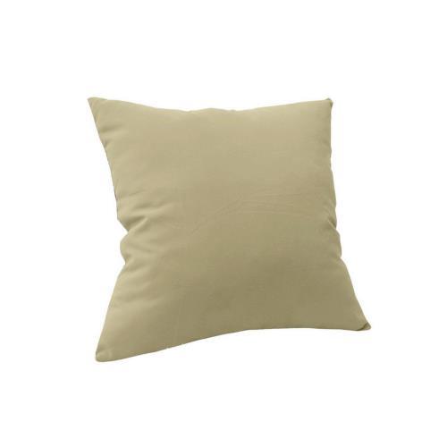 Fiberbuilt Umbrellas PL01TP-2 Throw Pillow - 22 X 22 X 6