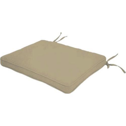 Fiberbuilt Umbrellas RI02BB Cushion for Wrought Iron High Back Chair