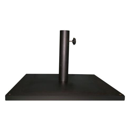Fiberbuilt Umbrellas SBG2 30 Inch 1.5 Dia Square Umbrella Base