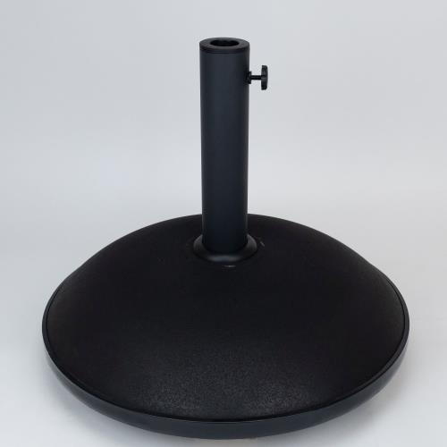 Fiberbuilt Umbrellas CB23 23 Inch 110 lbs Concrete Base Fits up to 2.0 Inch Umbrella Poles