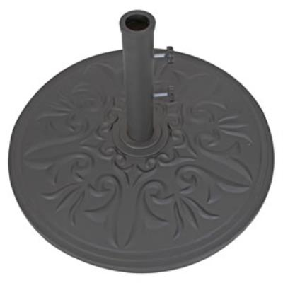 Galtech International 075al Cast Aluminum - 75 lb. Base
