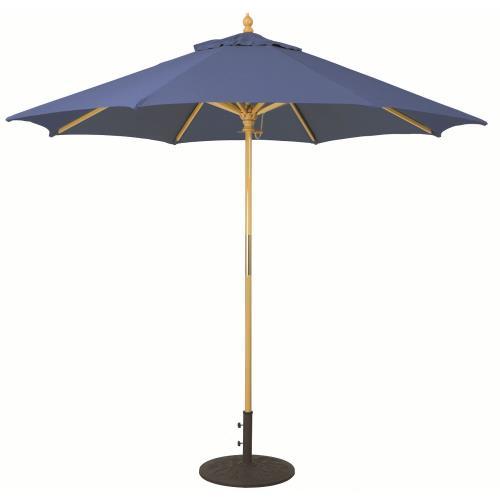 Galtech International 131 9' Round Umbrella