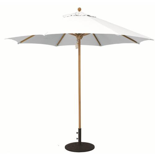 Galtech International 532 Designer - 9' Round Quad Pulley Umbrella