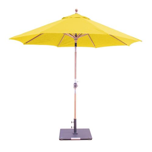 Galtech International 537 Rotational Tilt - 9' Round Umbrella