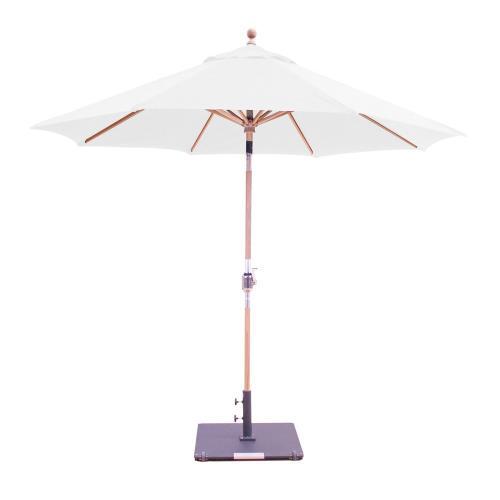 Galtech International 537 Rotational Tilt - 9' Round Umbrella