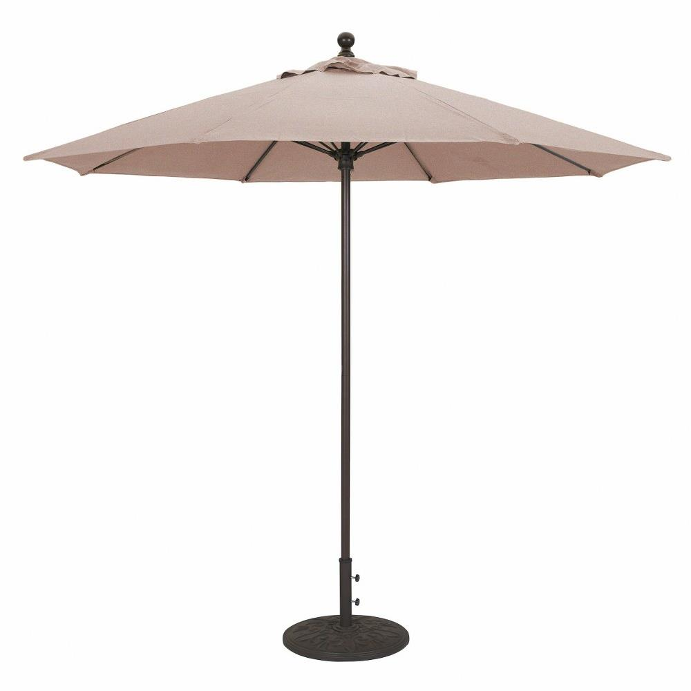 9' Octagon Manual Umbrella