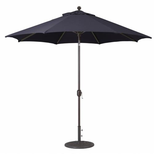 Galtech International 737 9' Deluxe Auto-Tilt Umbrella