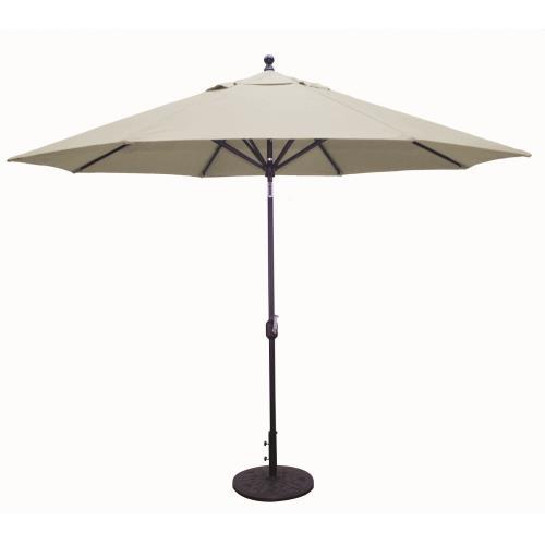 Galtech International 789 Deluxe Auto Tilt - 11' Round Umbrella