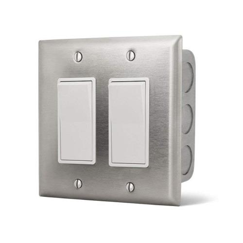 Infratech 14 4400-H Infratech Dual Simple ON/OFF Switches