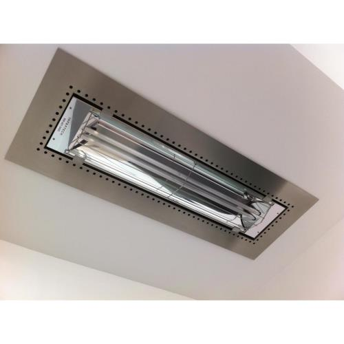Infratech 18 2300-FMF Accessory - Flush Mount Frame 39 Inch Units