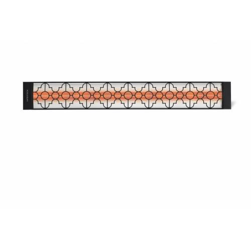 Infratech CD40-Motif Dual Element - 4,000 Watt Electric Patio Heater - Motif Collection