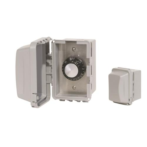 Infratech 14 4220 Accessory - 240 Volt Single Reg Surface Mount  and  Gang Box