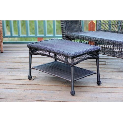 "Jeco Inc W0020 28.5"" Patio Furniture Coffee Table"
