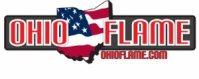The Ohio Flame Logo