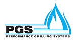 The PGS Grills Logo