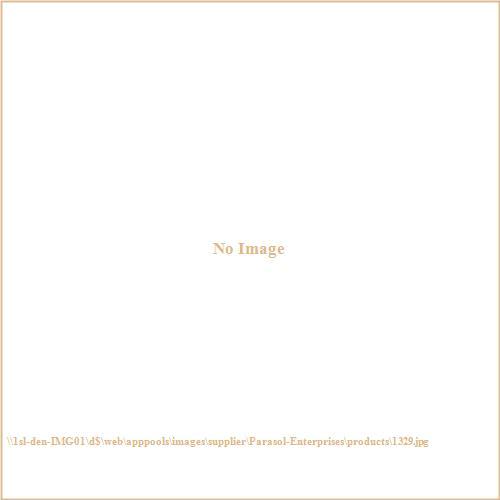 Parasol Enterprises 132IPP Italian - 6' Umbrella with Patio Pole