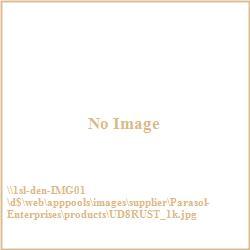 8' Alupro Patio Umbrella - UD8RUST