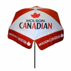 Molson Canadian Patio Umbrella - UMCAN