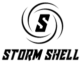 The Storm Shell Logo