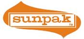 The Sunpak Logo